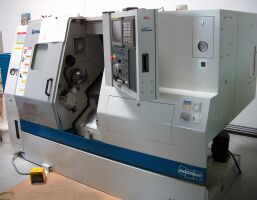 Doosan LYNX 220 LM (with 'C' axis) CNC turning center