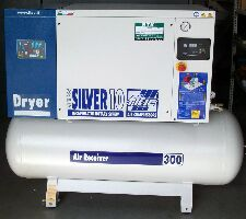 Fiac Silver10 rotary screw air compressor