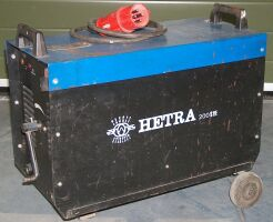 Herta 200A type welder