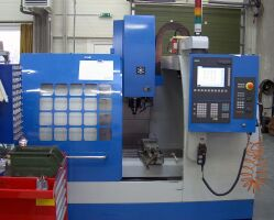 Knuth Vector 610 (3 axis) CNC milling center