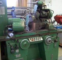 Napomar RU-100 universal cylindrical grinder