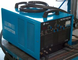 Riltig 300 type welder