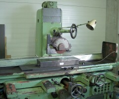 Type: TOS BHP-300 surface grinder