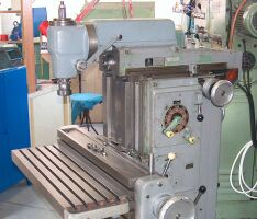 TOS FN 25 milling machine