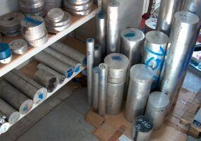 Alumínium nyersanyagok