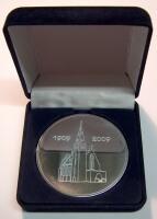 aluminium medallions