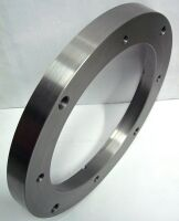 Distance ring for industrial applications