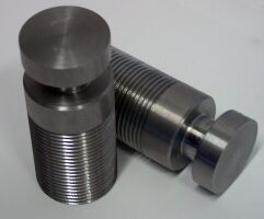 Screw-adherent tap