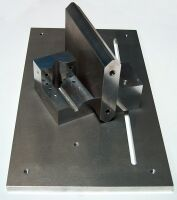 measuring mechine parts