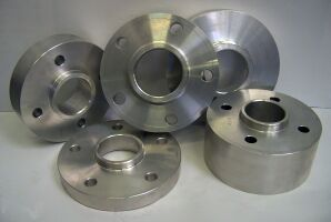 Aluminium wheel spacers