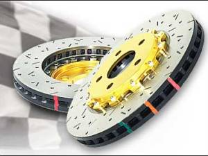 Mitsubishi brake system