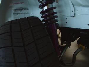 Subaru suspension