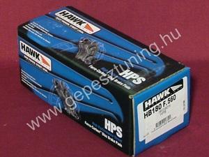 HAWK rear brake pad HB180F.560