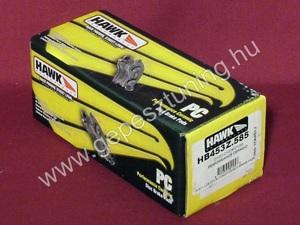 HAWK front brake pad HB453Z.585