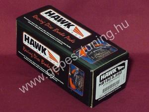 HAWK rear brake pad HB180S.560
