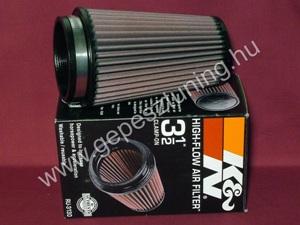 K&N washable air filter - small