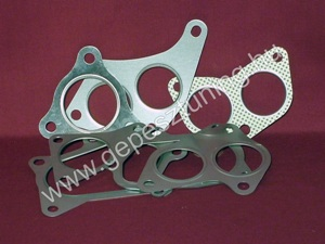 Turbo exhaust gasket sheets