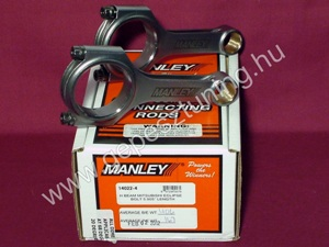 Manley H connecting rods