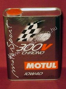 Motul 300V Chrono 10W-40 (2 liter)