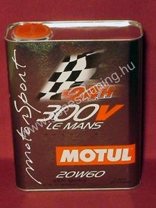 Motul 300V Le Mans 20W-60 (2 liter)
