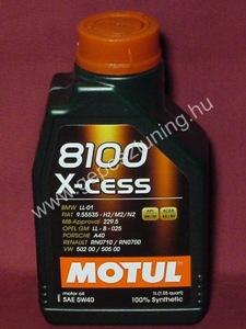 MOTUL 8100 X-cess 5W-40 (1 liter)